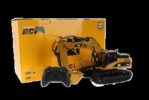 1 20 Diecast Masters CAT 330D L Radiostyrd Diecast Excavator 28001 NIB