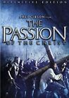 Passion of The Christ Definitive Edition DVD 2004 Region 1 US IMPORT N