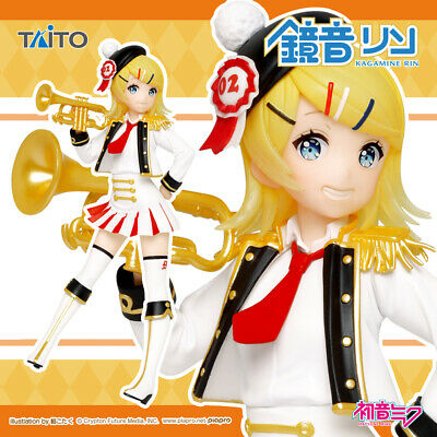 Taito Prize Hatsune Miku Winter Live Figure Lead Singer VOCALOID AUTHENTIC NEW