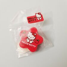 Hello Kitty Paper Clip Red Spring Bag Office School Work Home Supplies Kawaii
