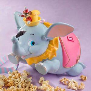 DUMBO Popcorn Bucket TOKYO DISNEY RESORT Limited 2018 JAPAN TDR TDL Used  F//S