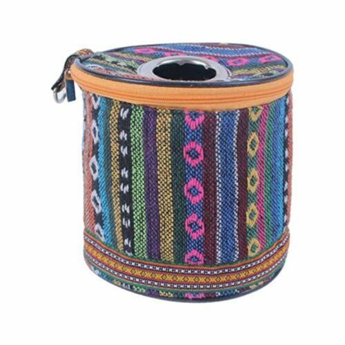 Ethnic Toilet Paper Storage Holder Roll Case Outdoor Camping Tent E9Q2