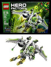 New - JET ROCKA Lego 44014 - HERO FACTORY - Building Set - BRAIN ATTACK - Sealed