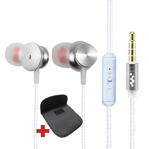 Super Bass In-Ear Metal Kopfhörer Q2 Ohrhörer Earphone Headphone Headset