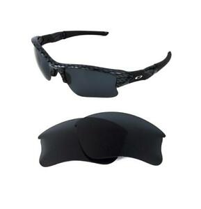02f939d32d Image is loading NEW-POLARIZED-REPLACEMENT-BLACK-XLJ-LENS-FOR-OAKLEY-