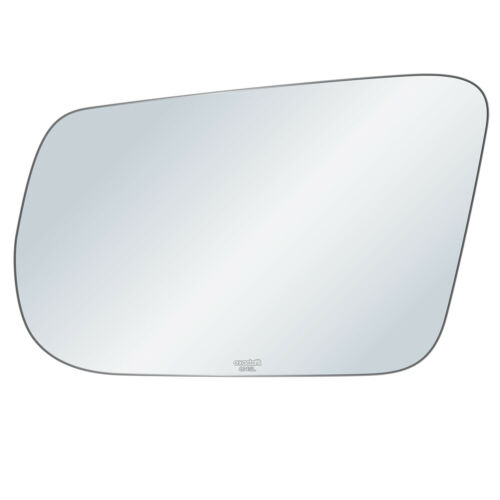 Driver Side Mirror Glass Fits 2013-2018 Nissan Altima Left Adhesive Replacement