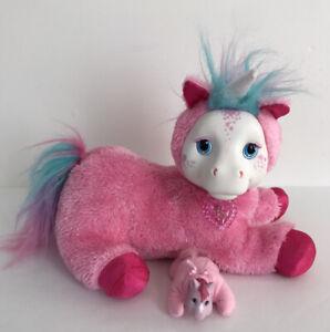 Pony-Surprise-Pink-STARBURST-Unicorn-Horse-Babies-Plush-Stuffed-Toy