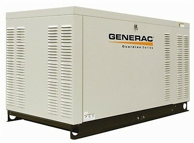 Generac Guardian Series™ 45 kW Emergency Standby Power Generator