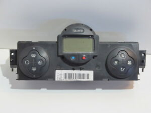 Details about RENAULT MEGANE SCENIC AIR CON AND HEATER CONTROLLER SWITCH  PANEL 820034482