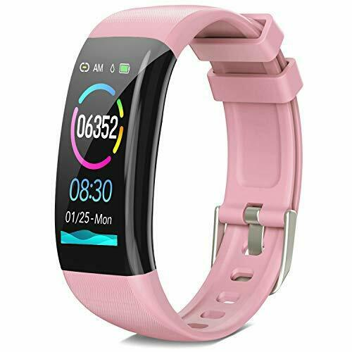 DoSmarter Fitness Tracker, Health Watch with All-Day Blood Pressure Heart Rate M
