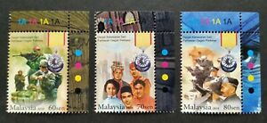 2010-Malaysia-Heroes-Military-Army-Grand-Knight-of-Valour-Stamps-Set-TR-Corner