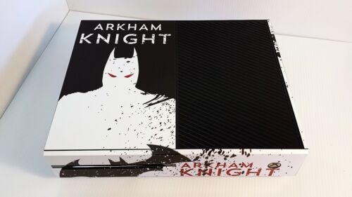 Xbox One Console skin Arkham Knight Batman