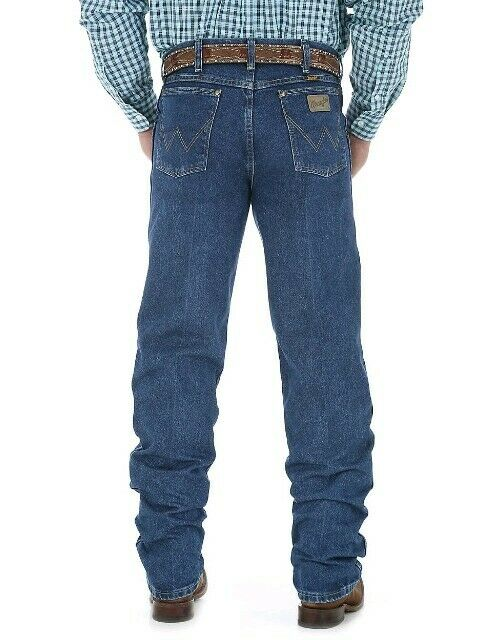 Wrangler George Strait Men's 36 X 34 Cowboy Cut Collection Jeans 31MGSHD