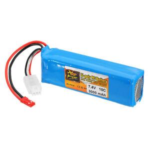 ZOP-Power-7-4V-3000mah-10C-Lipo-Battery-For-Frsky-Taranis-X9D-Plus-Transmitter