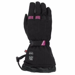 Paire-gants-hiver-Chauffant-motorrad-FEMME-V-039-QUATTRO-METROPOLIS-LADY-taille-L