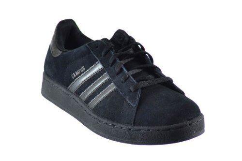 black Noir J 2 Baskets Garçons Chaussures Noir Campus Adidas Kids G49278 OwfqTT