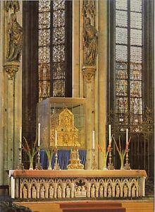 Alte Postkarte - Köln am Rhein - Dom - Innenansicht - Kornwestheim, Deutschland - Alte Postkarte - Köln am Rhein - Dom - Innenansicht - Kornwestheim, Deutschland