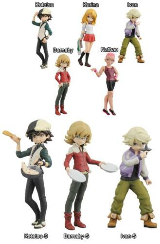 Bandai Tiger /& and Bunny Half Age Characters Figure Vol 1