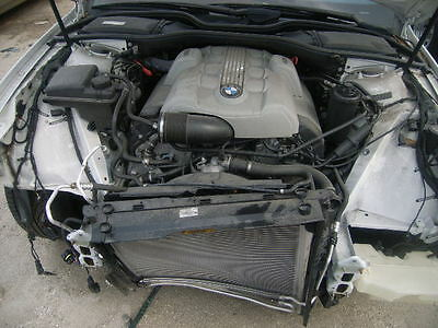 2002 2003 Bmw E66 E65 745li 745i 745 Engine N62 Motor