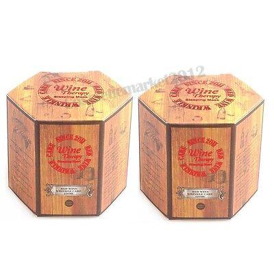 Holika Holika Wine Therapy Sleeping Mask # Red Wine 120ml 2pcs Free gifts