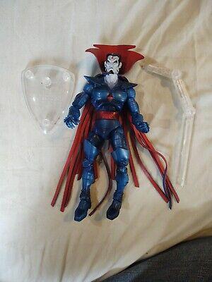 Marvel legends BAF Sentinel series Mr Sinister 6 inch action figure no cape