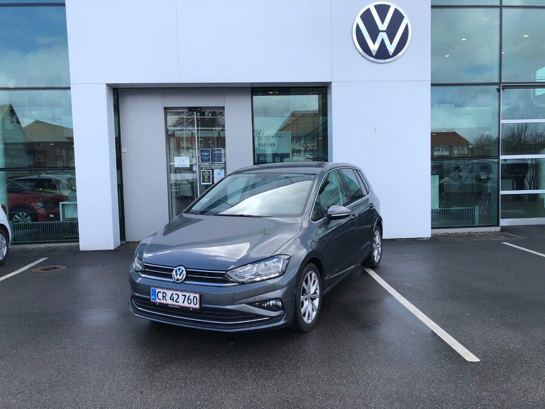 VW Golf Sportsvan 1,5 TSi 150 Highline+ DSG 5d - 284.900 kr.