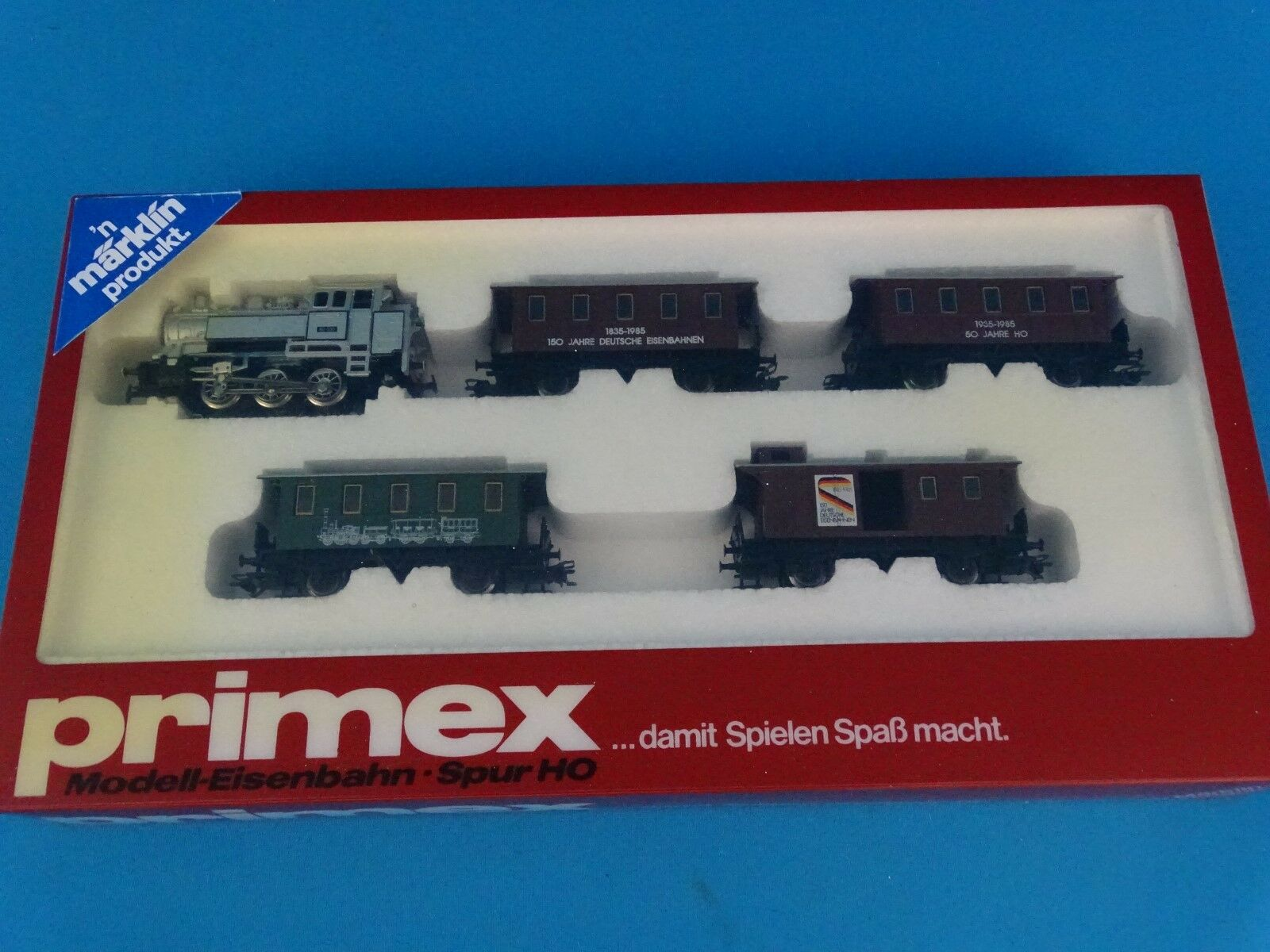 PRIMEX 2750 DB Set Jubilee Train DIGITAL