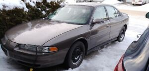 2002 Oldsmobile Intrigue, loaded, $1800 or reasonable offer