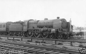 Railway Steam Photo  45501 Ex LNWR 039ST DUNSTANS039  TAMWORTH 52 - Calne, Wiltshire, United Kingdom - Railway Steam Photo  45501 Ex LNWR 039ST DUNSTANS039  TAMWORTH 52 - Calne, Wiltshire, United Kingdom