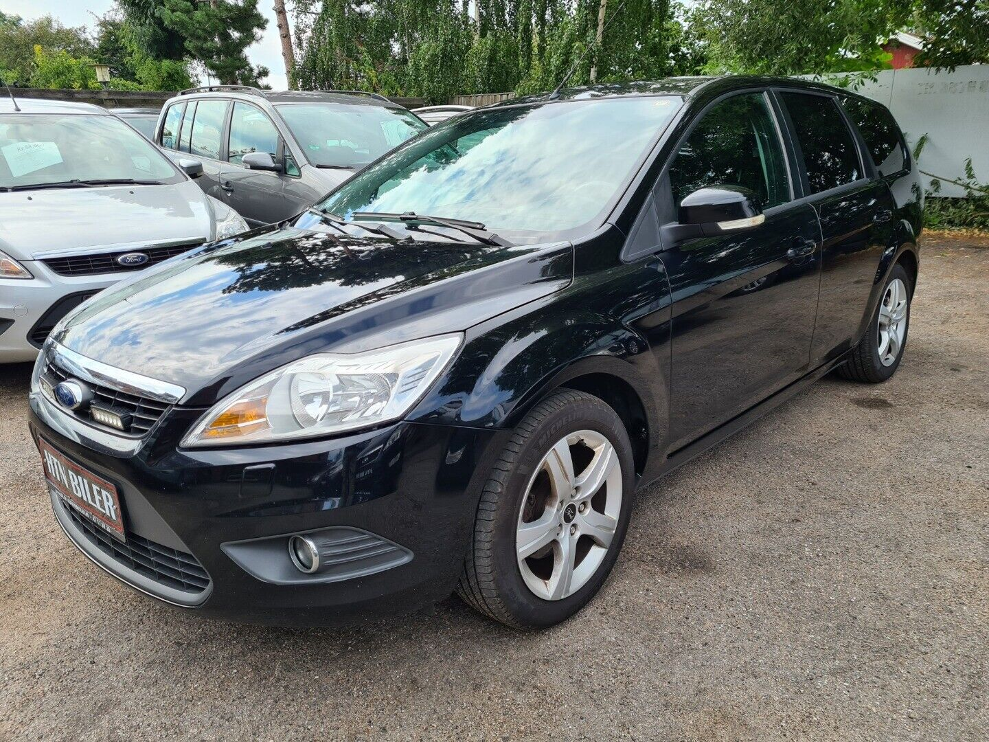 Ford Focus 1,6 TDCi 90 Trend Collec. stc. ECO 5d - 47.900 kr.