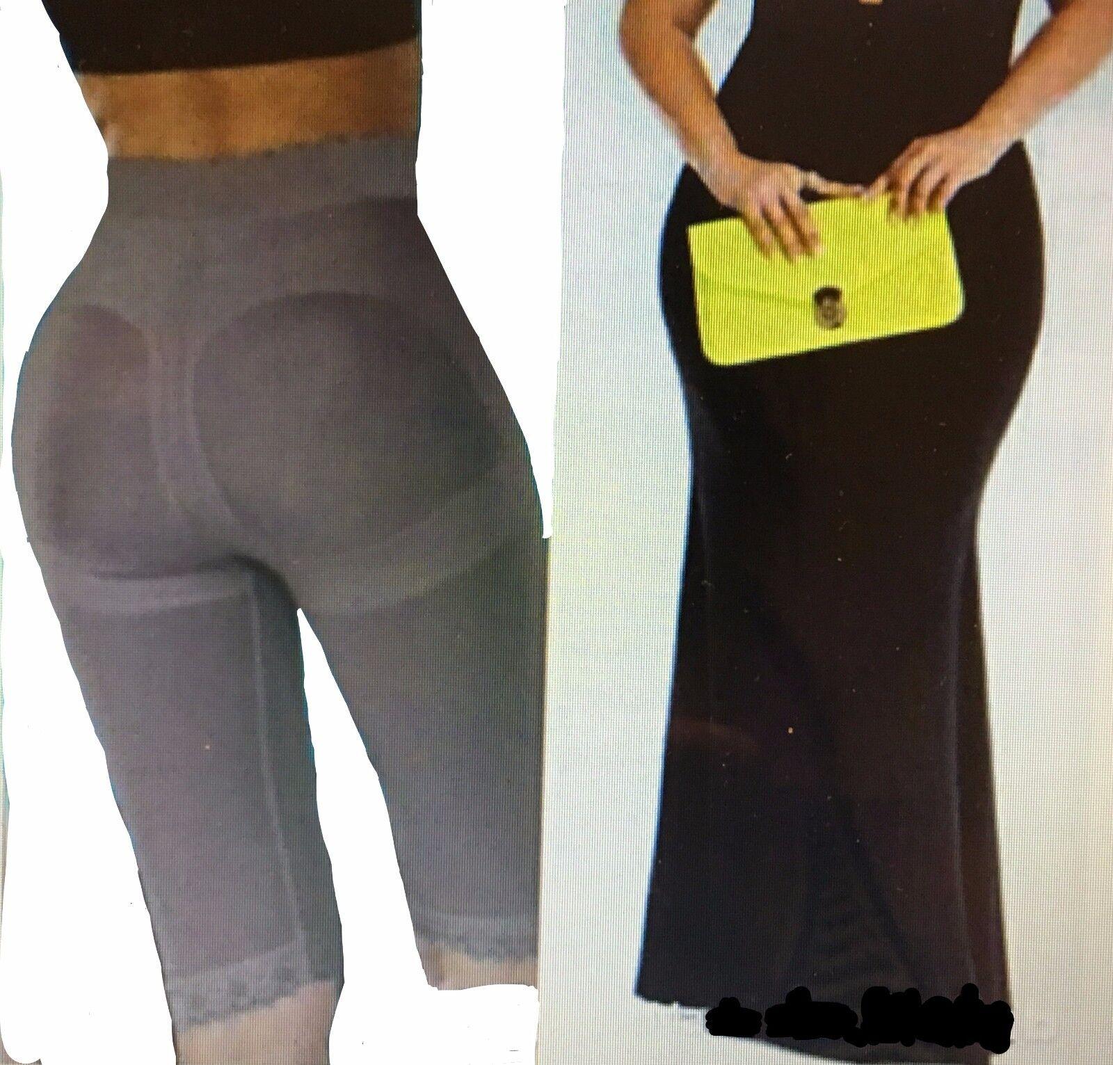 Gaine Butt Lifter confortable Réduit Taille & slims moins une taille Xgrand Beige
