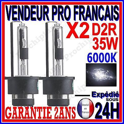 2 Ampoules D2r Bi Xenon 35w Kit Hid Lampe De Rechange D Origine Feu Phare 6000k Modellazione Duratura