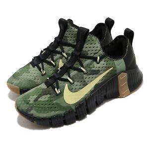 Nike Free Metcon 3 Black Green Camo
