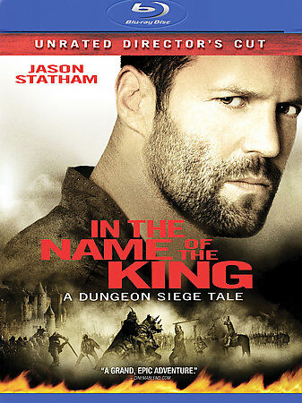 In The Name Of The King A Dungeon Siege Tale Blu Ray Disc 2008
