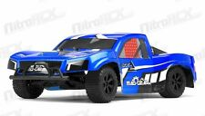 1/10th MadGear BSD Racing SCT2 2WD Short Course Truck RTR RC Car BLUE mad gear