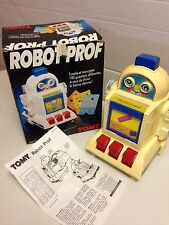 ROBOT PROF TOMY VINTAGE