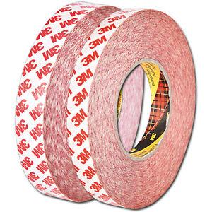 Nastro tape biadesivo universale 3M™ 9088-200 Trasparente professionale 50mt