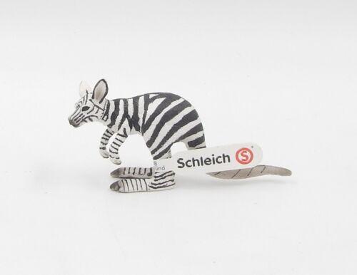 SCHLEICH Animale Motivo Zebra EDIZIONE SPECIALE 75 anni canguro LIMITED EDITION NUOVO NEW