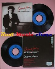 LP 457''GERARD JOLINg No more bolero's December in july 1989 german no cd mc dvd