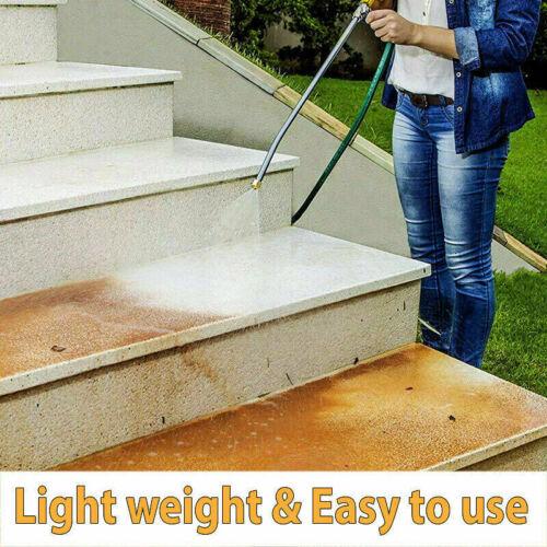 High Pressure Power Washer Wand Wasser Hochdruck Wasserschlauch mit Düse