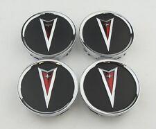 Pontiac G8 GT GXP Wheel Center Cap Set Kit Emblem Reproduction Caps GTO