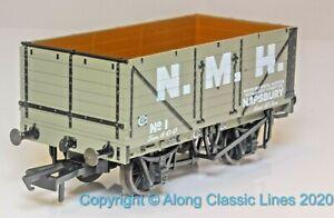 Oxford-Rail-OR76MW7031-OO-Gauge-7-Plank-Open-Wagon-039-N-M-H-Napsbury