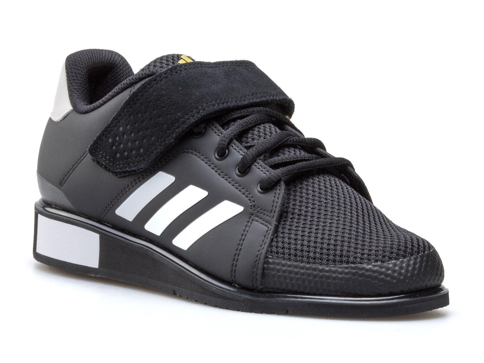 Adidas Zapatos de Halterofilia (Botas) potencia BB6363 Perfecto 3 para hombre BB6363 potencia gewichtheben 77eb42