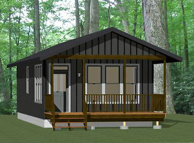 PDF Floor Plan Model 3B 18x40 House 720 sqft