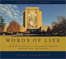 Words of Life: Celebrating 50 Years of the Hesburgh Library's Message, Mural,