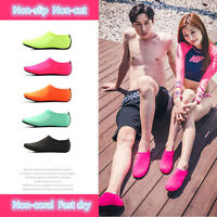 Outdoor Water Sport Swimming Cuba Diving Surfing Socks Snorkeling Boots 5colors
