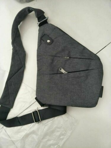 Waterproof Personal Shoulder Pocket Bag Anti Theft