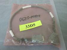 AMAT 0620-00814 Dry Nova, SPI/Com, Cable Assembly, 0.5M, 405838