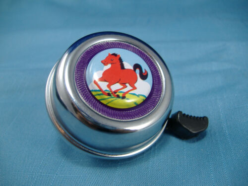MY LITTLE PONY BICYCLE BELL RINGER KIDS BIKE