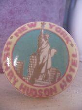 Möbelknopf * Freiheitsstatue New York NY * Knopf Möbelgriff Griff Knauf * NEU!